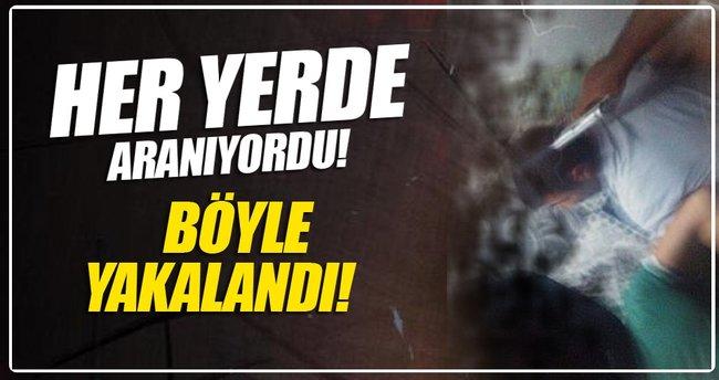 Bombacı Mehmet Demir yakalandı!
