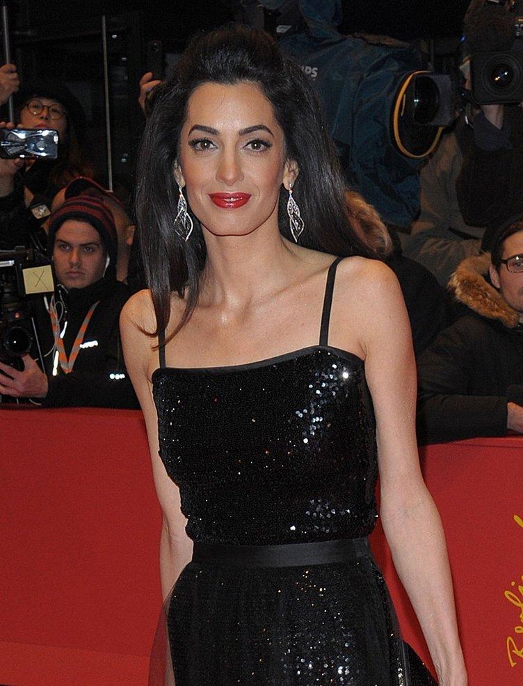 George Clooney ve Amal Clooney