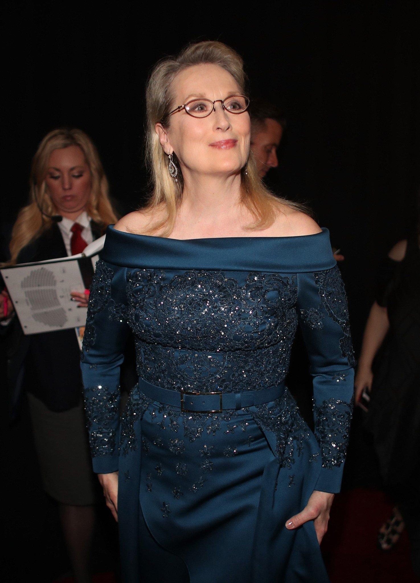 Ünlü modacıdan Meryl Streep'e şok sözler