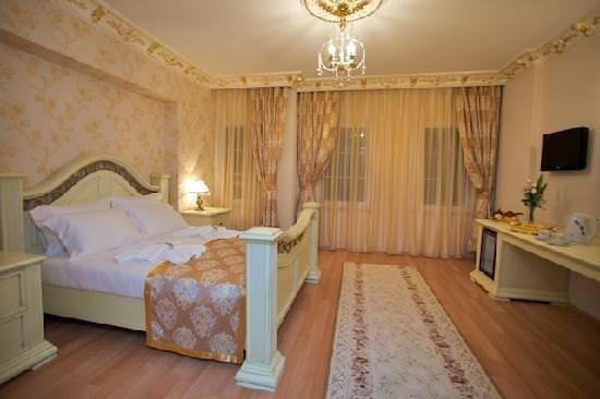 Türkiye'nin en lüks otelleri