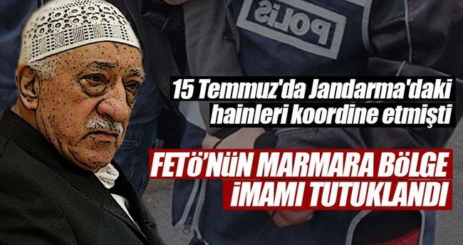 Marmara Bölge imamı tutuklandı