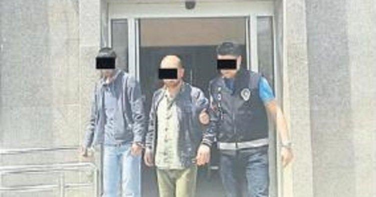 Hırsızlık yapan 3 kişi tutuklandı