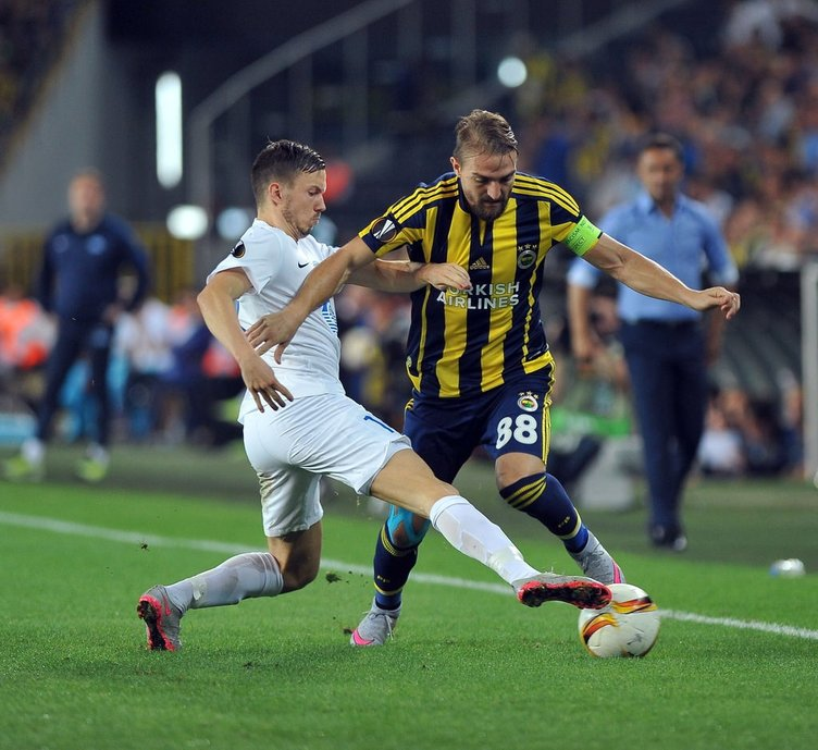 Caner Erkin Galatasaraylılar'ı çok kızdıracak