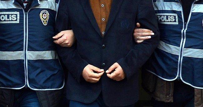 İzmir'de FETÖ kapsamında 1 tutuklama daha
