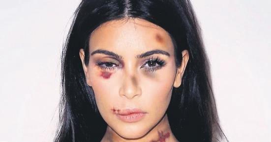 Ne seninle ne sensiz Kim Kardashian