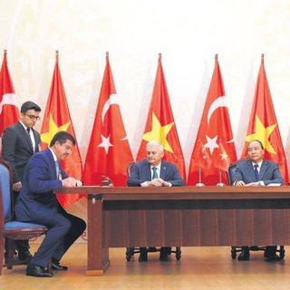 İki ülke serbest bölge anlaşmasını imzaladı