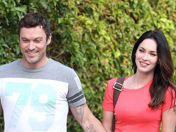Megan Fox kocasına nafaka ödeyecek