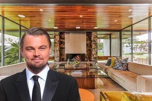 Leonardo evini kiralıyor