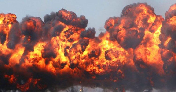 Meksika'da petrol boru hattında patlama: 1 ölü, 5 yaralı!