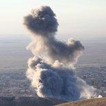 Şengal'daki Peşmerge mevzillerine 'büyük saldırı'