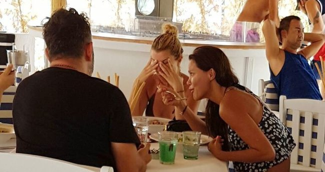 Ebru Şallı ile Cem Yılmaz hakkında şok iddia