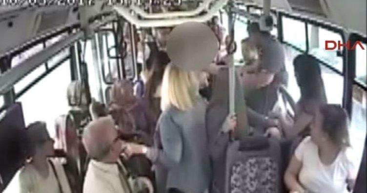 Otobüs tacizcisi tutuklandı