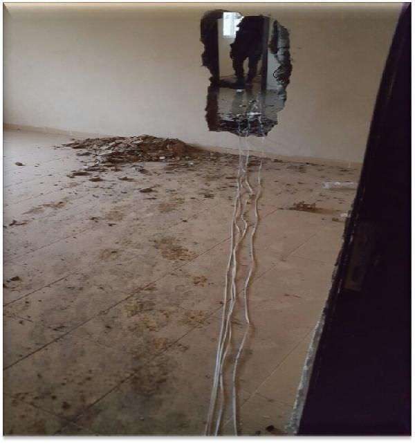Düdüklü tencerenin içine tuzaklanmış patlayıcı imha edildi