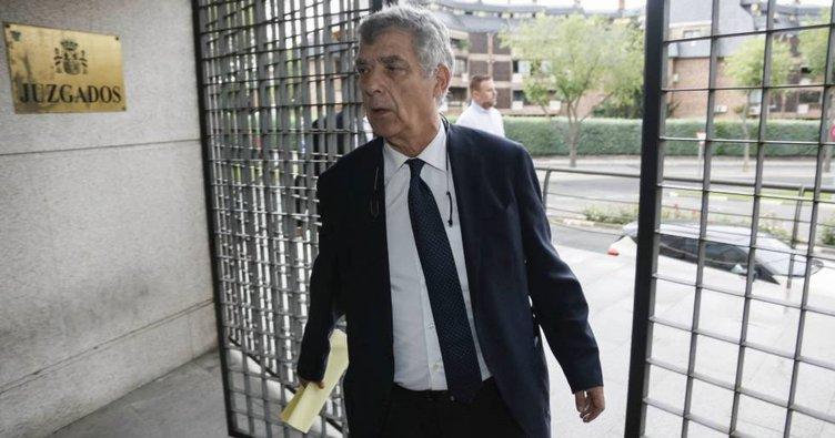 Federasyon başkanı gözaltına alındı!