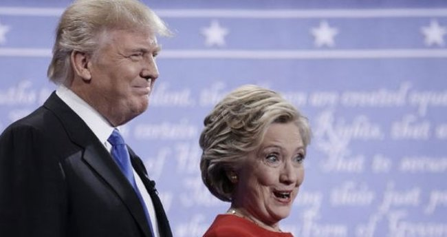 Trump Clinton'dan 200 bin az oy aldı ama Başkan oldu