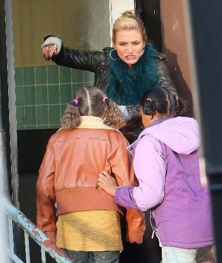 'Annie' filminin çekimleri başladı