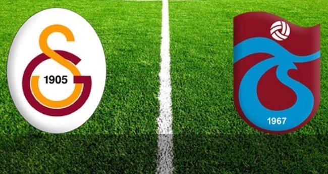 Galatasaray Trabzonspor maçı geniş özeti ve golleri / TIKLA İZLE