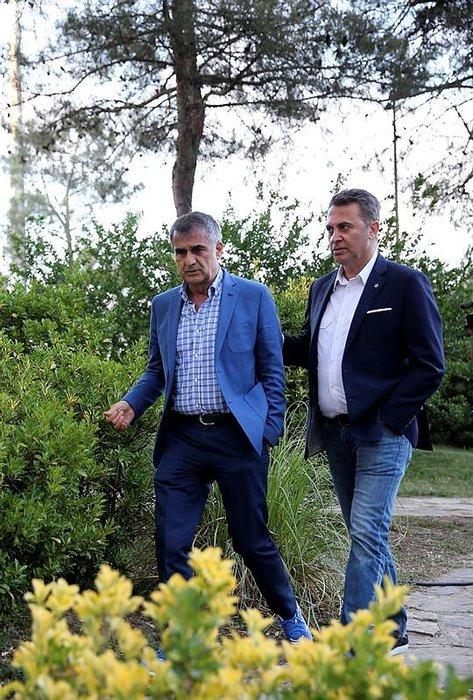 Fenerbahçe'nin yıldızı Beşiktaş'a önerilince...