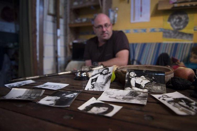 47 yıl sonra ortaya çıkan fotoğraflar