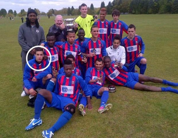 İngiliz basını DEAŞ'a katılan 5 futbolcuyu konuşuyor