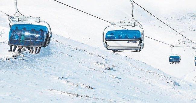 Denizli kış turizminin de merkezi oluyor