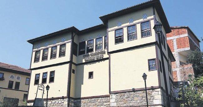 Ünye Kent Müzesi Türkiye'nin gözdesi