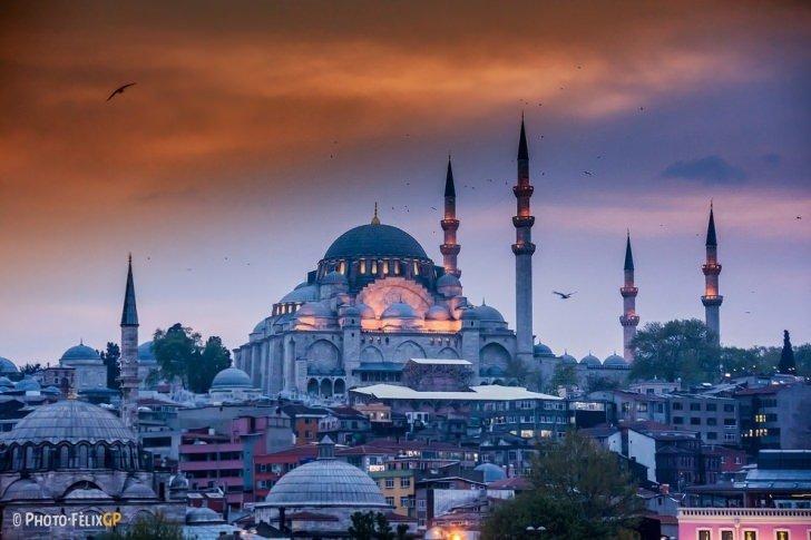 Yabancıların gözünden gezilesi Türkiye