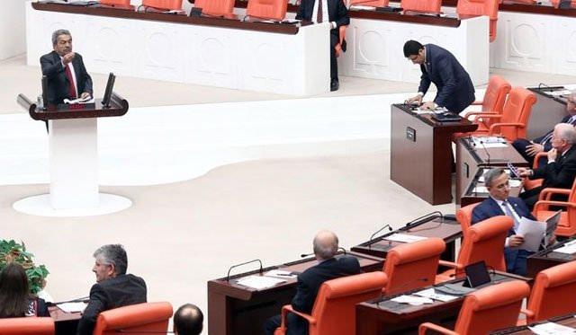 CHP'li vekiller tepki gösterdi