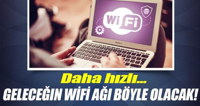 Geleceğin Wi-Fi ağı değişecek!