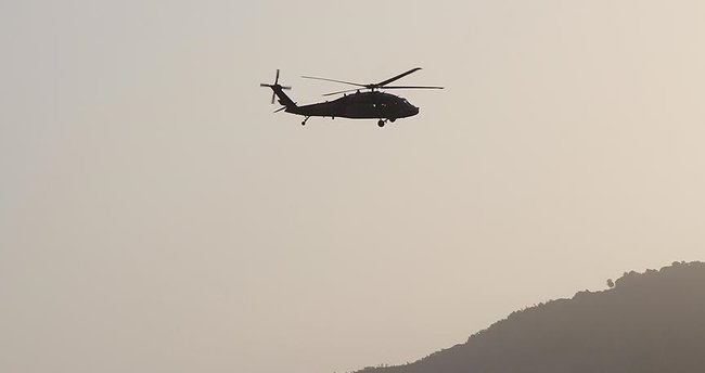 Özbekistan'da helikopter düştü: 9 ölü