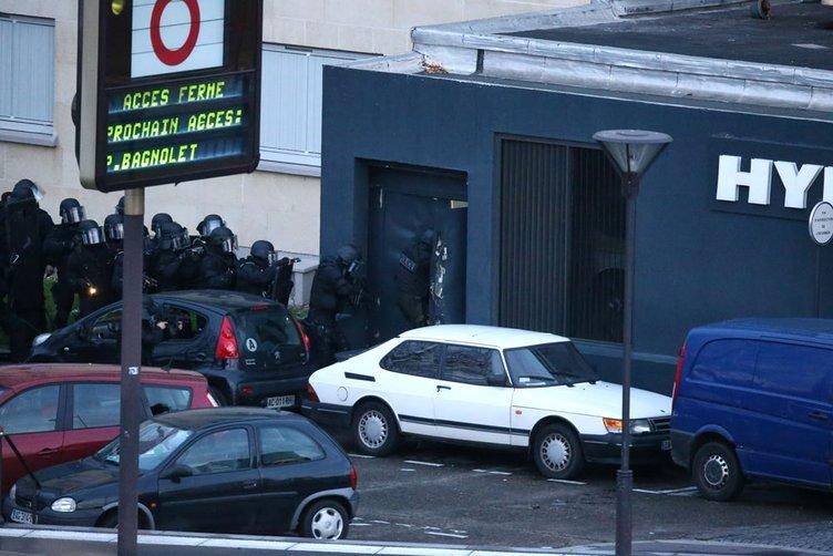Paris'teki market saldırısında Müslüman kahraman