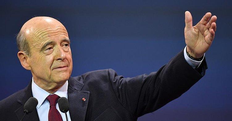 Fransızların başbakan tercihi Juppe
