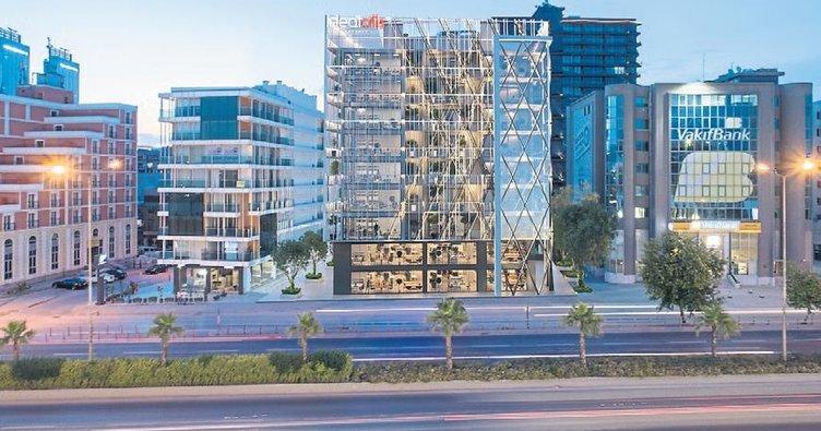 İzmir'in en 'İdeal Ofis'i