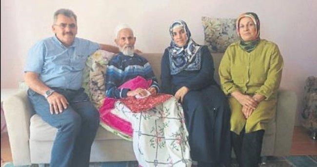 Adana'nın en yaşlılarına ziyaret