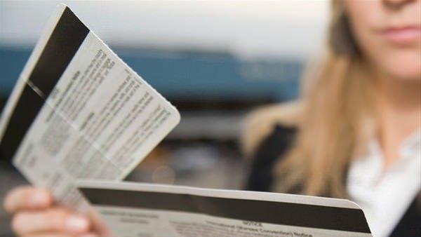 Uçuş kartınızı sosyal medyada paylaşmayın