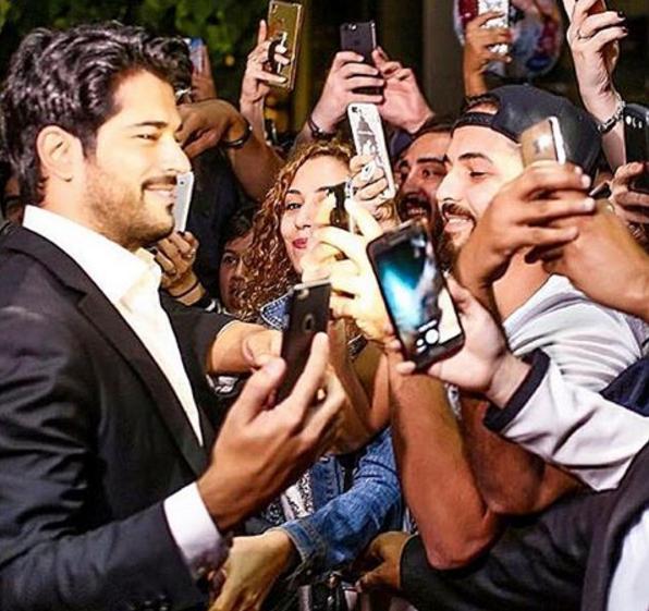 İnstagram'da ünlüler 24.11.2016
