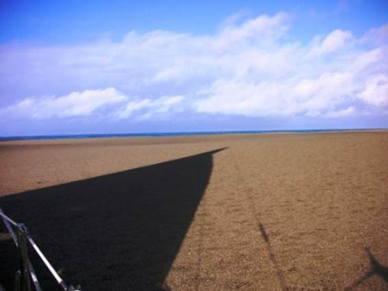 Burası deniz mi yoksa sahil mi?