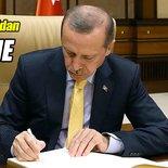 Cumhurbaşkanı Erdoğan'dan YÖK üyeliğine atama!