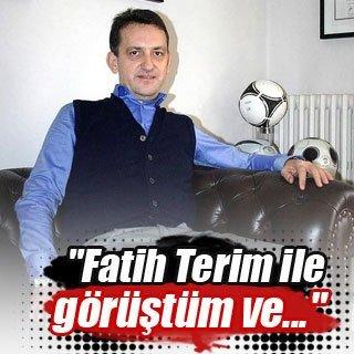 """Metin Albayrak: """"Fatih Terim ile görüştüm ve..."""""""