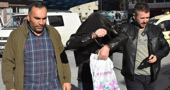 Konya'da infaz koruma memurlarına FETÖ gözaltısı