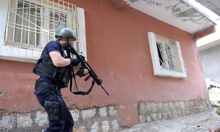 Şırnak'ta polislere gülümseten mesaj