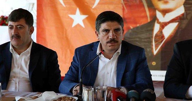 'PKK, FETÖ ve DAEŞ aynı amaca hizmet eden haçlı örgütüdür'
