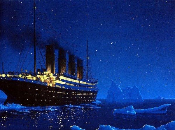 Titanik kehaneti!
