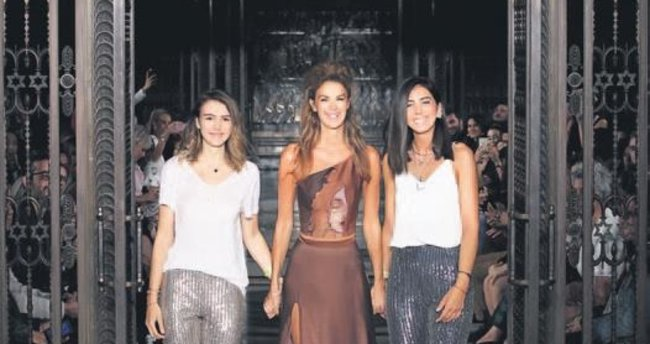 Londra Moda Haftası'nda Türk markasına alkış