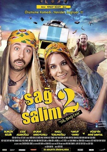 Sağ Salim 2: Sil Baştan filminden kareler