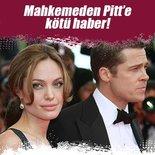 Mahkemeden Brad Pitt'e kötü haber