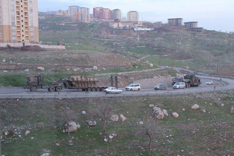 Şırnak'ta dev operasyon hazırlığı