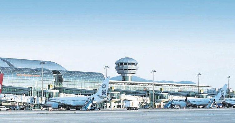 2018'de havalimanındaki yatırımlar tamamlanacak