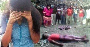 Tecavüz eden kayınbiraderinin cinsel organını kesti, eline alıp polise gitti