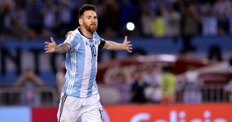 Messi, Dünya Kupası'nı kazanmalı
